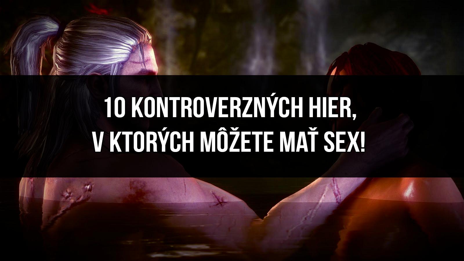 video hry sexuálne scény videou sex